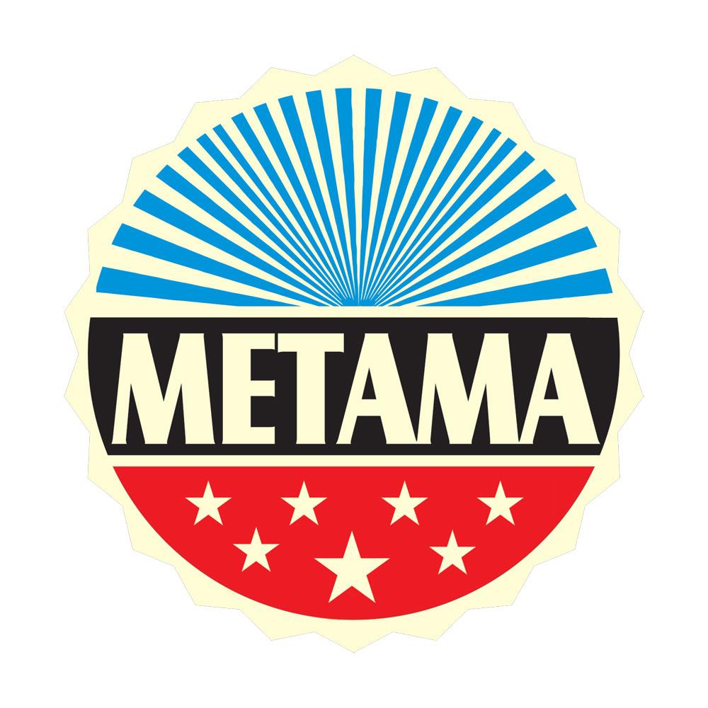 Altes Logo von METAMA