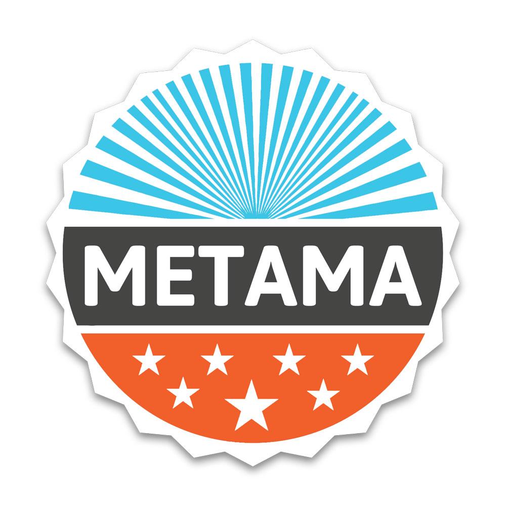 Neues Logo von METAMA